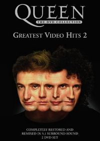Cover Queen - Greatest Video Hits 2 [DVD]
